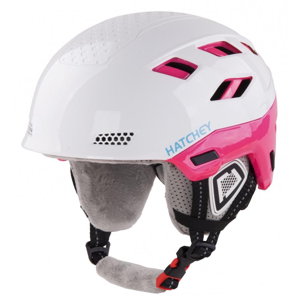 Hatchey Desire white/pink